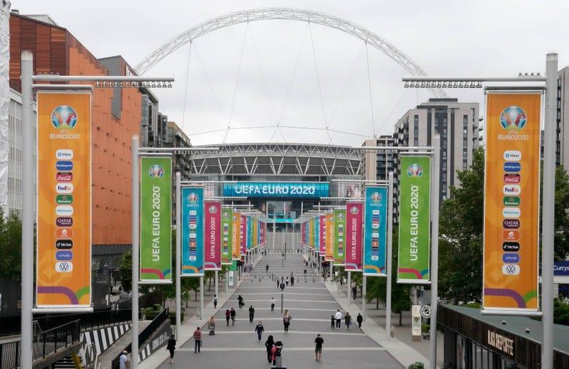 Britain Euro 2020 Soccer