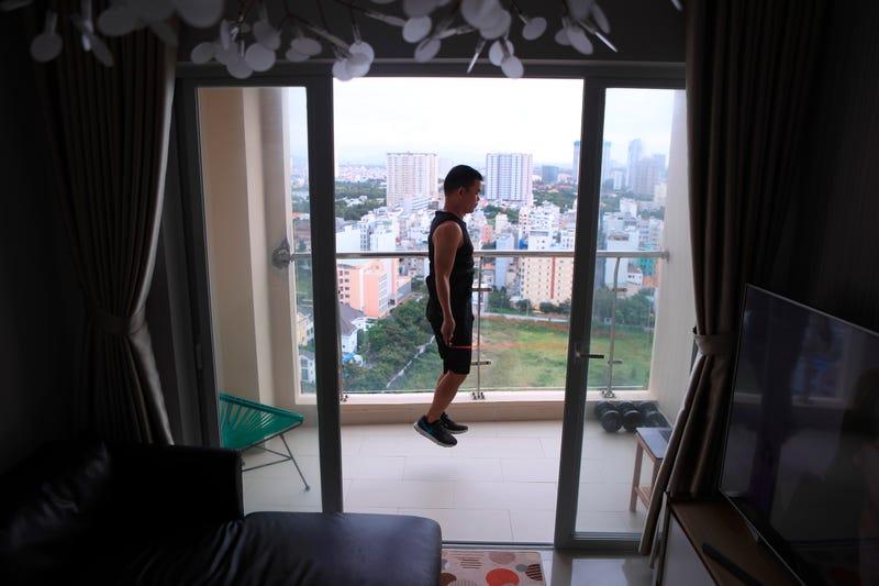 Vietnam Lockdown in Paradise