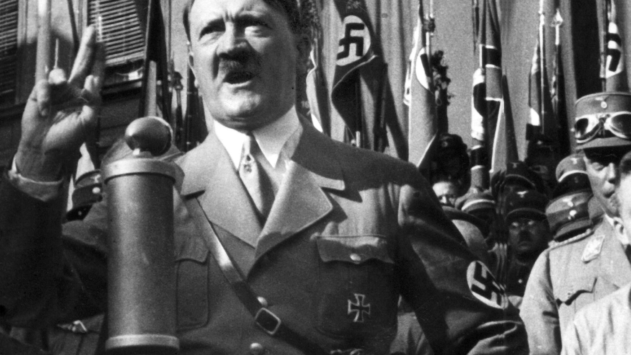 Hitler speeches sell at Munich auction despite objections