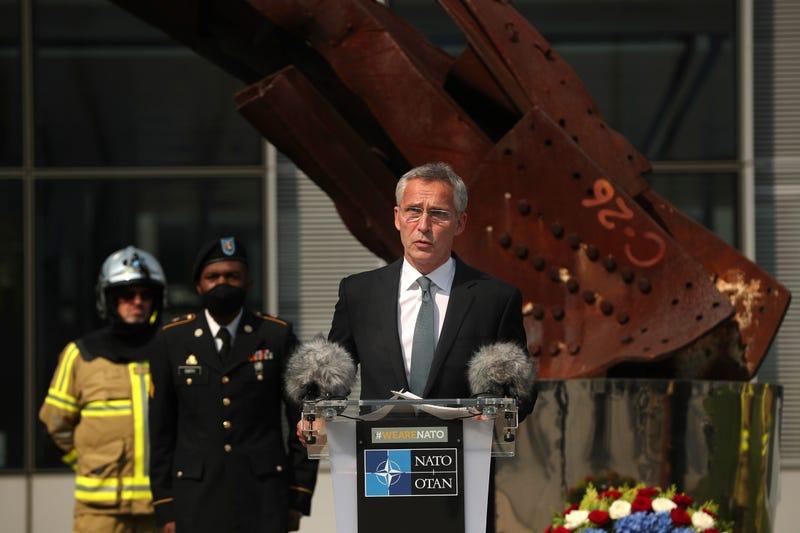 Belgium NATO US Afghanistan