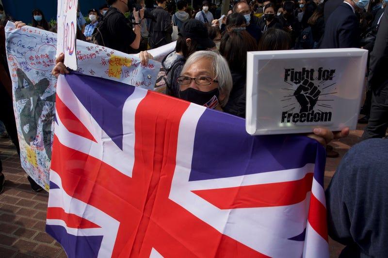 Hong Kong Activist Arrests