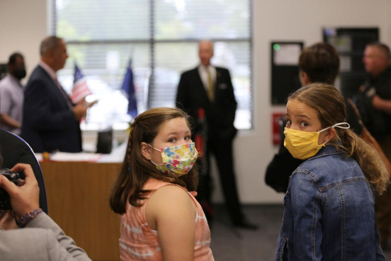 Virus Outbreak South Carolina