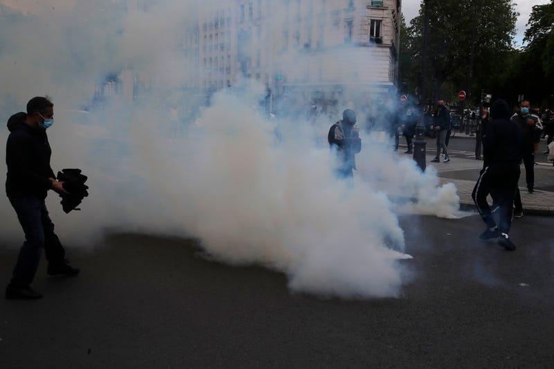 France Israel Palestinians