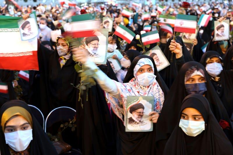 APTOPIX Iran Elections