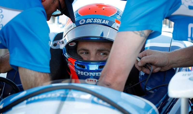 IndyCar Jones Coyne Auto Racing