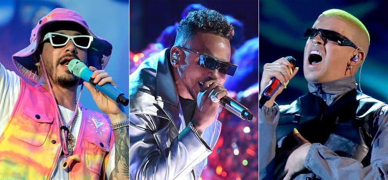 Music-Latin Grammy Nominations