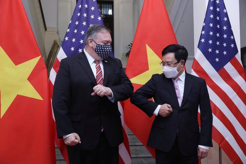 Vietnam US Asia