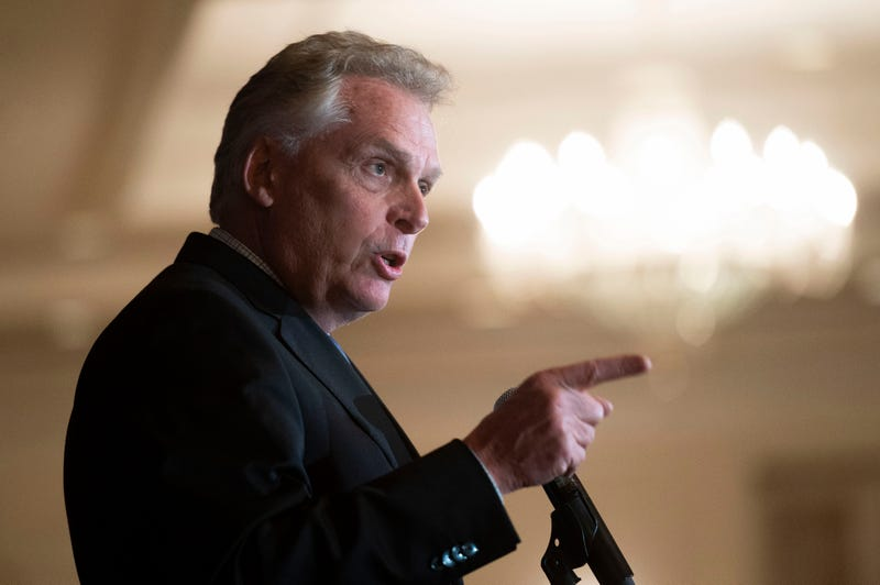 The AP Interview Terry McAuliffe