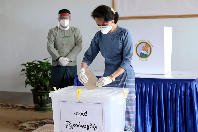 Myanmar Election