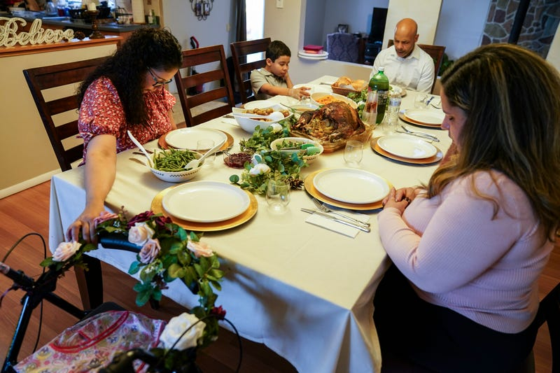 Virus Outbreak Altered Thanksgiving