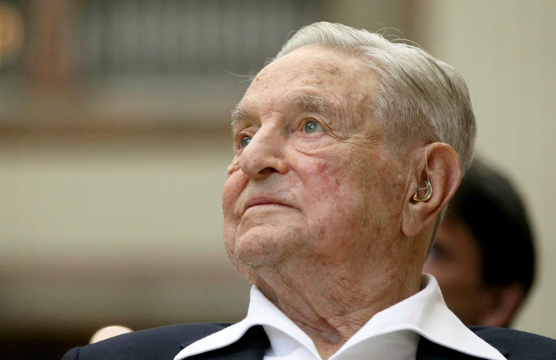 No Fue Real Roundup - George Soros