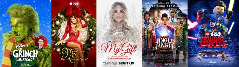 TV Holiday Shows