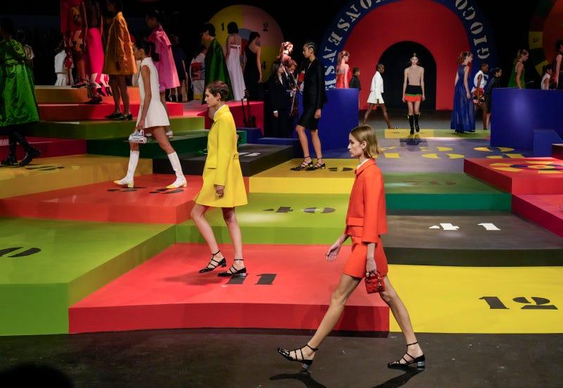 APTOPIX Paris Fashion S/S 2022 Dior