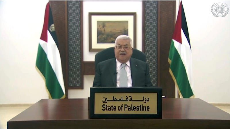 UN General Assembly Palestine