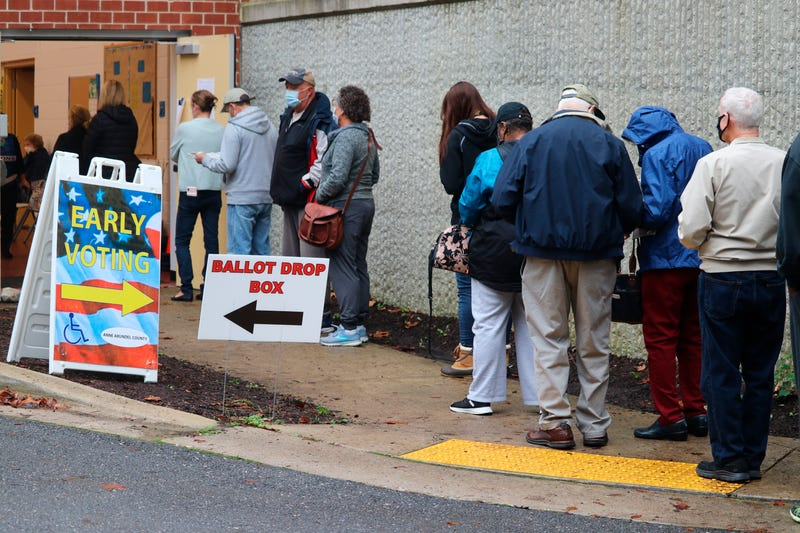 Election 2020-Voting-Early Voting