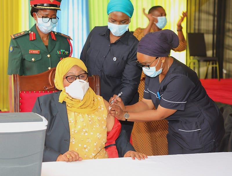 Virus Outbreak Tanzania
