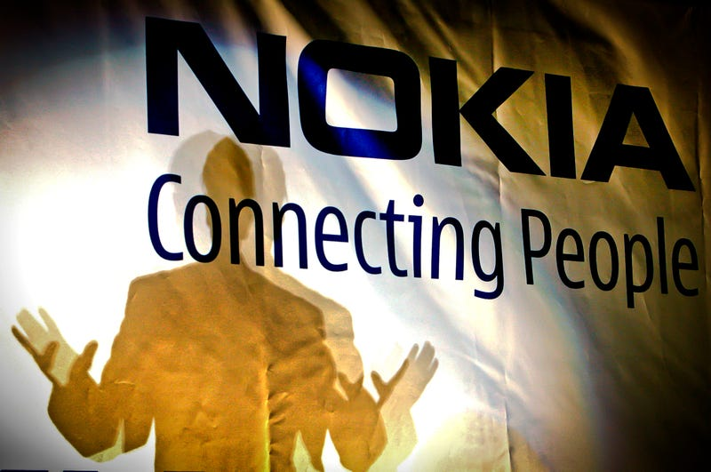 Nokia Moon Network