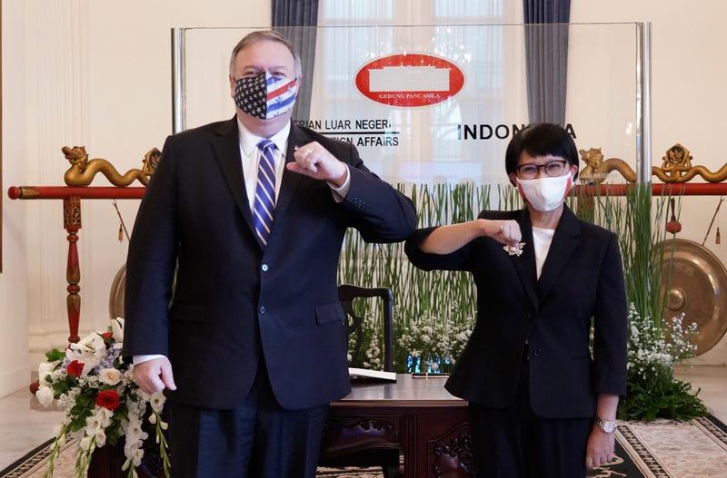 Indonesia US Asia