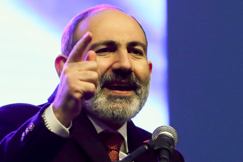 Armenia Politics