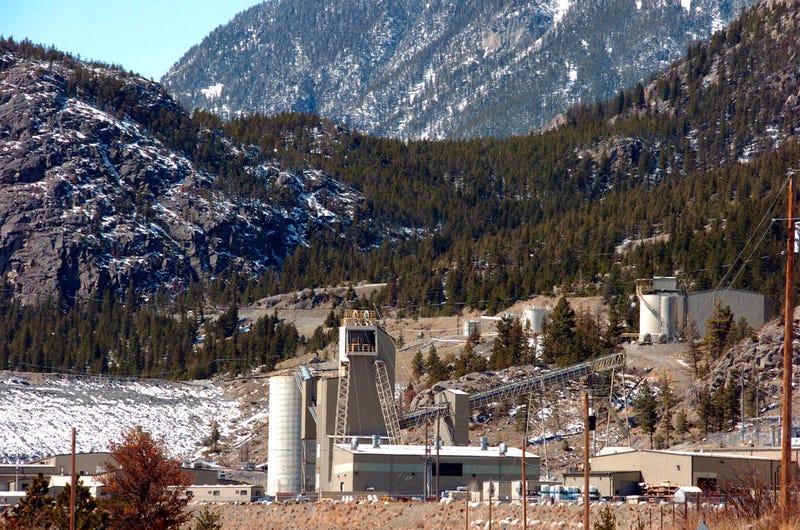 Mine Deaths Montana