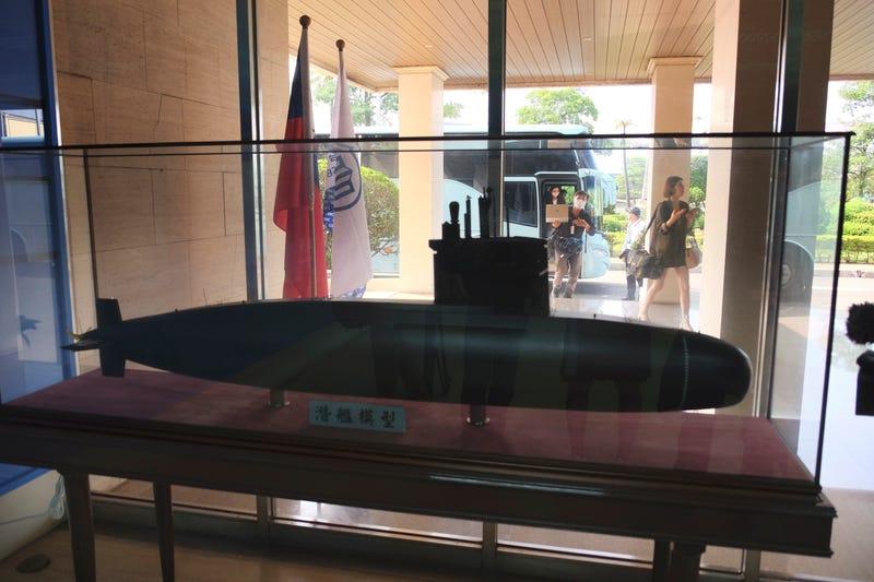 Taiwan Self-Made Submarines