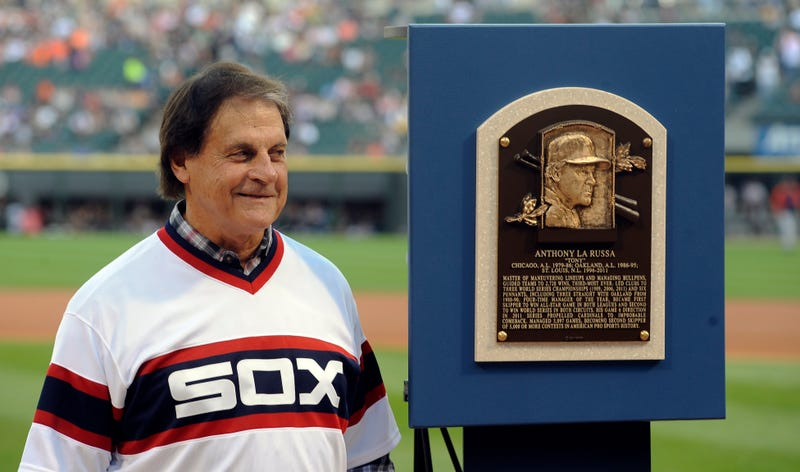 White Sox-La Russa Hired Baseball