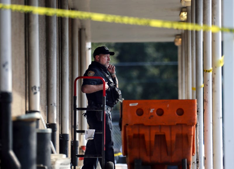 Post Office Shooting