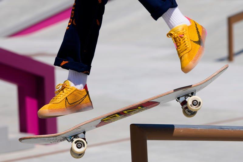 Tokyo Olympics Skateboarding