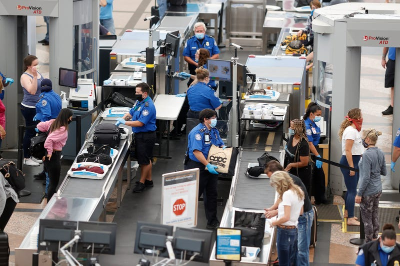 TSA Airlines-Safety