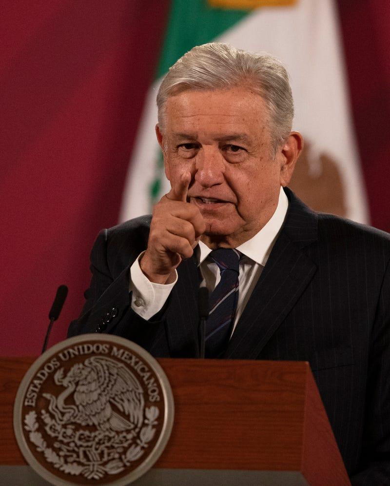Mexico Lopez Obrador
