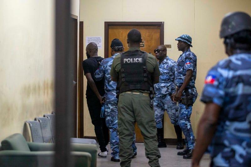 Haiti Prison Breakout