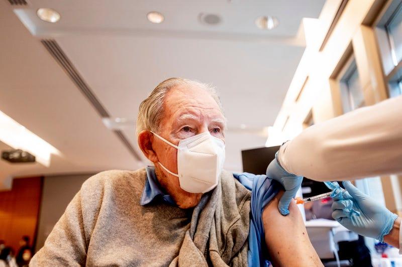 Virus Outbreak California Vaccine