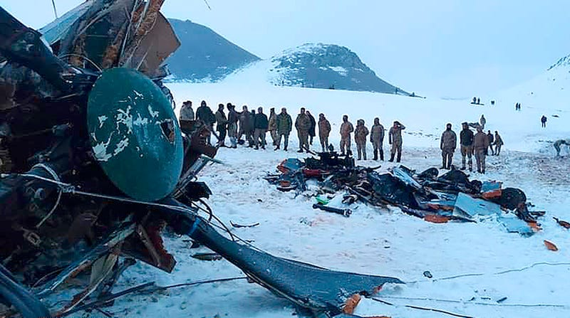Turkey Army Helicopter Crash