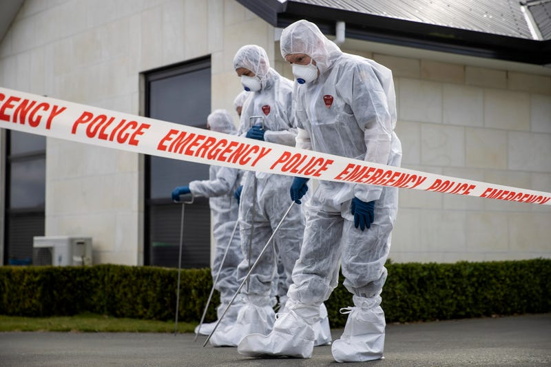 New Zealand Triple Homicide