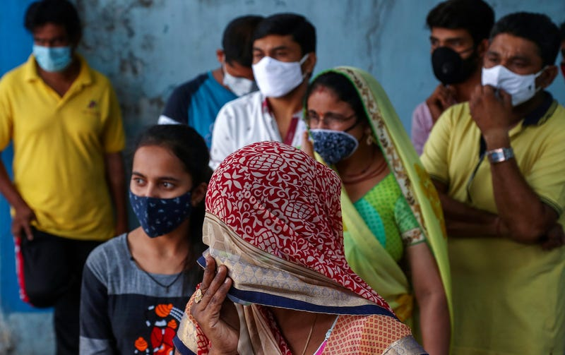 Virus Outbreak Misinformation India