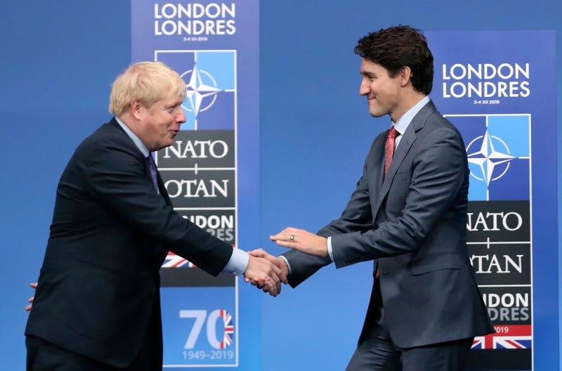 UK Canada Trade