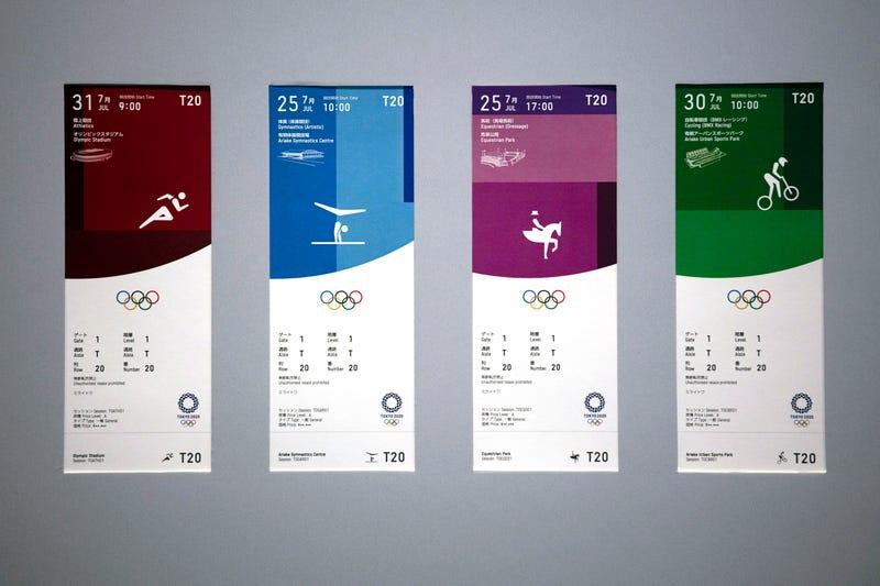 Olympics Tokyo Tickets