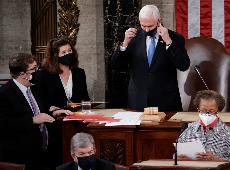 Biden Economy Senate's Umpire