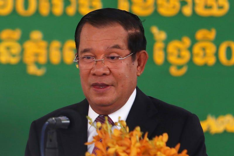 Cambodia Internet