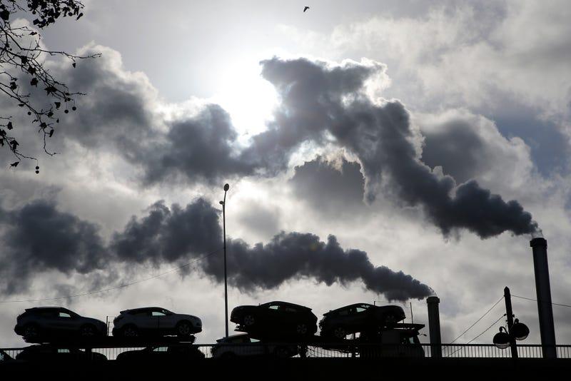 France EU Energy Emissions