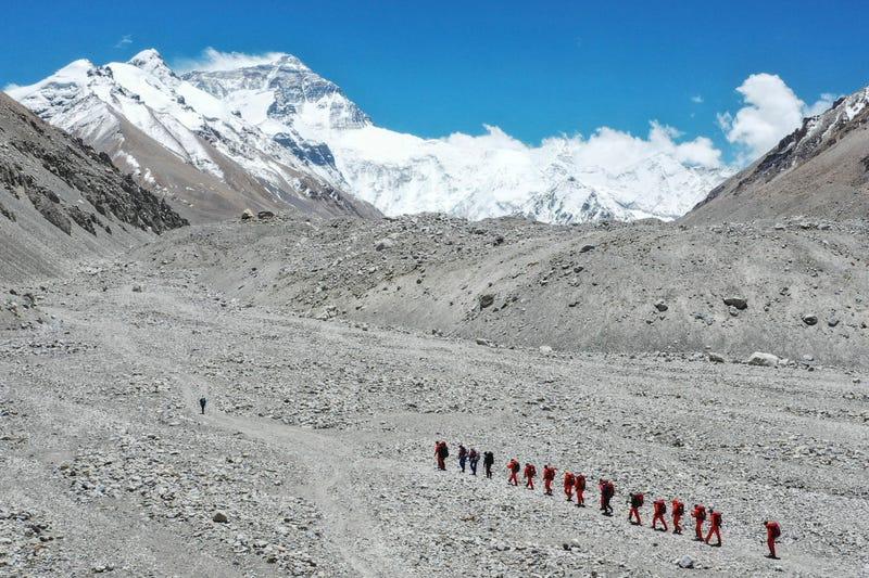 China Everest