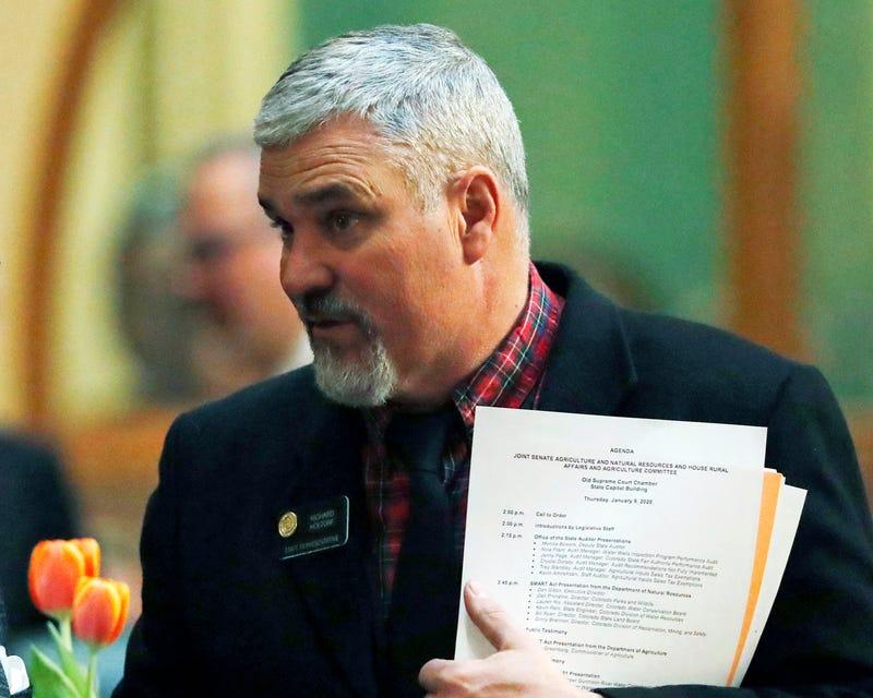 Colorado Legislature-Racial Remarks