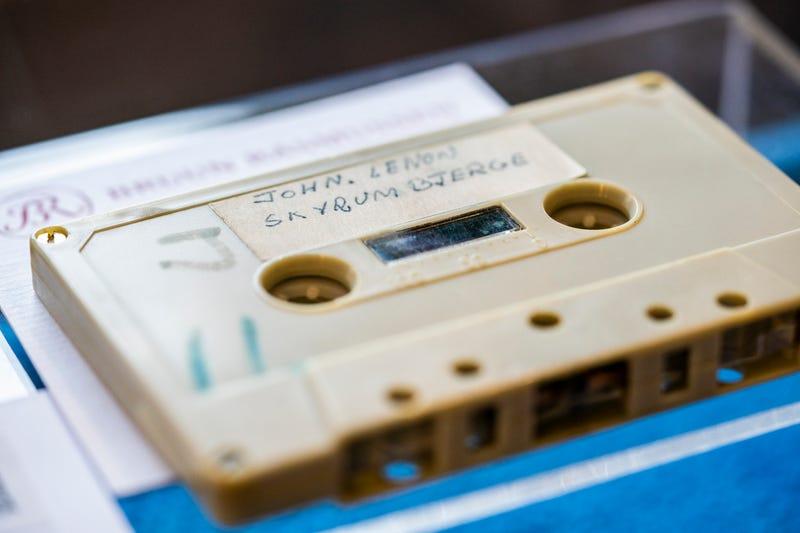 Denmark Lennon Tape Auction