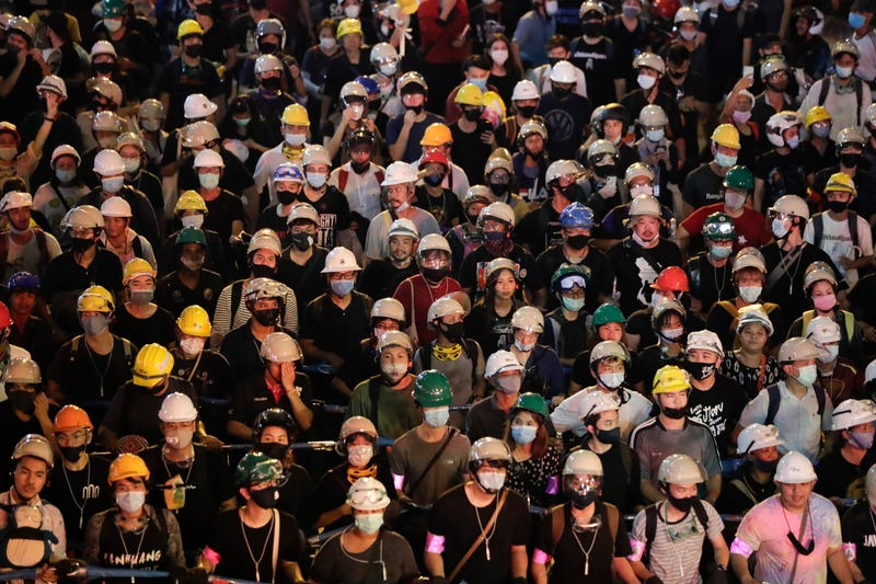 Thailand Protests New Generation