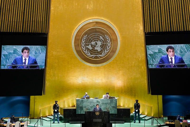 UN General Assembly Libya