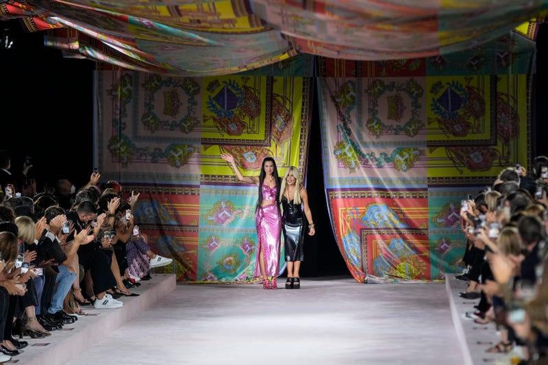 Italy Fashion Versace