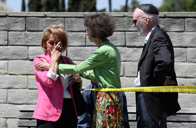 Synagogue shooting San Diego