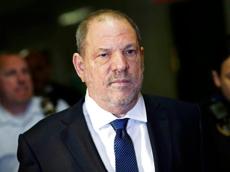A lawyer for Weinstein has asked that the disgraced movie mogul's upcoming criminal trial be moved out of New York City, saying he can't get a fair trial.