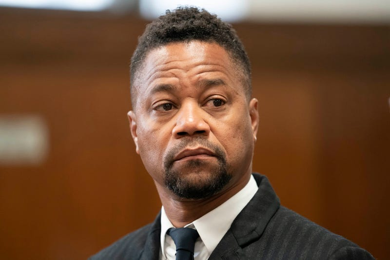 Cuba Gooding Jr in court