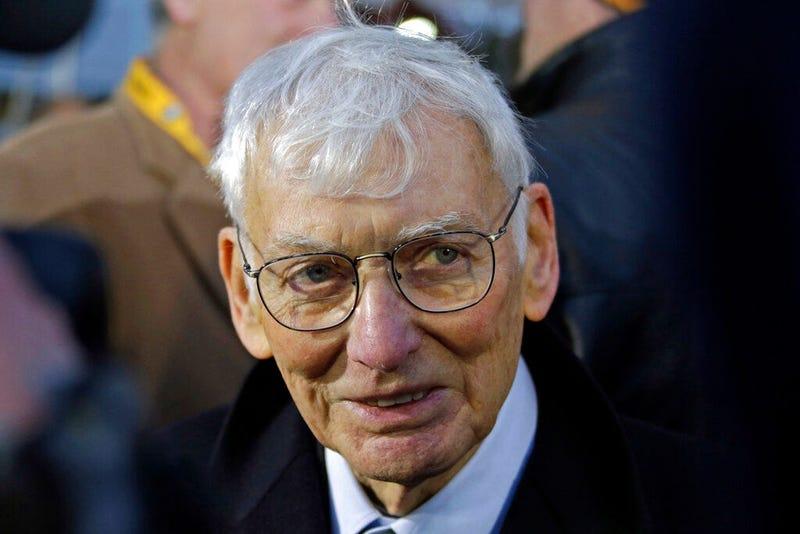 Pittsburgh Steelers chairman emeritus Dan Rooney